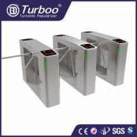 OEM Outdoor Tripod Turnstile With Counting Functions,Can Work With Access Controller Install In Office Buildings