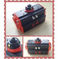 Quality rack and pinion quarter-turn  air rotary actuators  control butterfly valve ball valve for sale