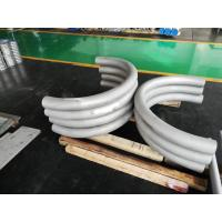 Quality ASME SB167 UNS NO 6600. UNS6600 , Alloy Steel Seamless bend pipe , 100% PT , ET, UT , Petrochemical, Heating application for sale