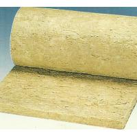 Buy Industrial Yellow Rockwool Insulation Blanket Sound Absorption Non-Combustible at wholesale prices