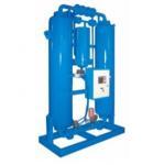 Quality Compact Heatless Regenerative Desiccant Air Dryer Flexible Adsorption Principle for sale