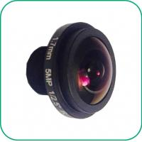 Quality Board Lens 5MP Starlight Camera Lens IP CCTV Camera Focal Length 1.7mm for sale