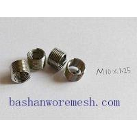 China xinxiang  bashan  A2-70/A2-80 Wire Thread,wire thread insert on sale