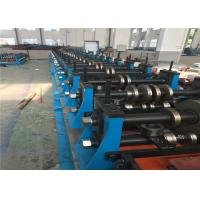 Quality Heavy Duty Metal Roll Forming MachineSpot Welding 70mm Roller Axis For Shelving for sale