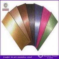 304 201 316 430 heat color etching stainless steel sheet plate from foshan