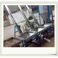 China CE Approved plastic screw feeder OEM Supplier/ Plastic Conveyor/ automatic Plastic loader price on sale