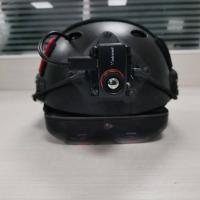 China Virtual - Real Fusion Smart Helmet Measures 3-5 M Test Distance on sale