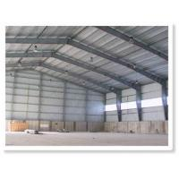 Quality Typical Steel Structure Warehouse By Painting With Single Claddy System for sale