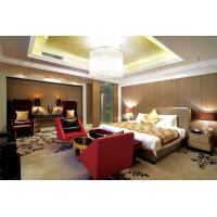 Quality Luxury Kingsize Hotel Bedroom Furniture Presidential Suite Silver Oil Decorate for sale