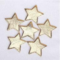Quality Ultrasonic Embossing Sequin Appliques Use In Hair Pin Headband Accessories for sale