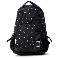 Quality Heavy Duty  Laptop Outdoor Sports Backpack Printed Polyester Leisure For Students for sale