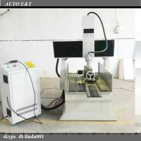 Quality Mini wood Carving Machine with Rotary Axis / cnc router 6090 for sale