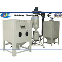 Quality Compact Pressurized Abrasive Blaster , Industrial Sandblasting Machine Long Service Time for sale