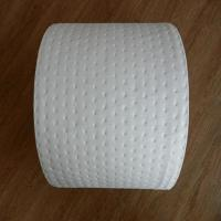 Quality Oil Sorbent Pads For Spill Rolls for sale