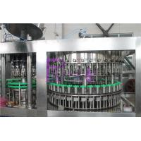 Quality Monoblock Level Adjusted Bottle Filling Machine With Copper Ring for sale