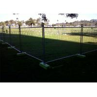 Quality Standard Temporary Fence Panels 2100mm*3300mm ,2100mm*3000mm round top design fence panels for sale