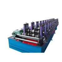 Quality Perforated Cable Tray Roll Forming Machine , Automatic Cold Roll Forming Machine for sale