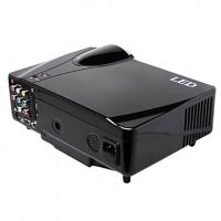Hot seller high lumens portable hdmi led projector with for Highest lumen pocket projector