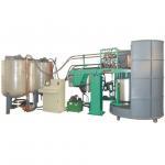 Quality Semi Automatic Batch Foaming Machine , Polyurethane Sponge Mattress Foaming Machine for sale