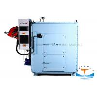 Quality Steel Marine Anti Pollution Equipment Solid Garbage Incinerator For Waste Oil for sale