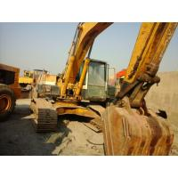 Quality used well-functioned komastu pc200-5 crawler excavator is on hot sale for sale
