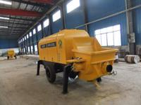 Quality Stationery Concrete Pump with Diesel Engine (HBT50.13.95RS) for sale