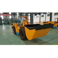 Quality New Version of 1.5 cubic meter LHD, Underground Mining Vehicles,Scooptram for tunneling project for sale