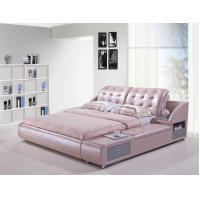 King Size Leather Bed H809 For Sale 91107739