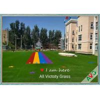 China No Weather Limited Landscaping Artificial Grass Environmentally Friendly on sale