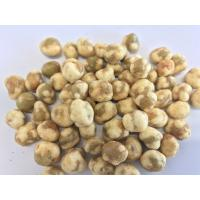 Quality Halal / Haccp Green Peas Snack Natural Wasabi Peas , Moisture Less 5% for sale