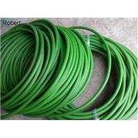 China O Ring cord Round Rubber Drive Endless Belt For Glassware Machine Machine drive on sale