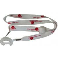 China custom bottle holder lanyards no minimum order on sale
