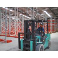 Quality Durable Steel Pallet Warehouse Racking With High Loading 3000kg / layer for sale