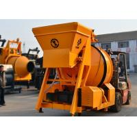 Quality 500L Portable Concrete Mixer Hydraulic Electric Cement Concrete Mixer Machine for sale