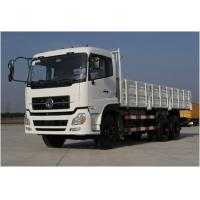 Quality 6x4 245hp Cargo Van Truck With Cummins C245 33engine / Fast 9JS119T-B Gearbox for sale