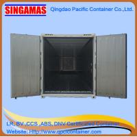 Quality Length 6058MM Refrigerator Storage Containers , Refrigerated Sea Container Durable for sale