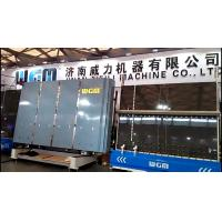 China LowE Glass Insulating Glass Line LBW2500PC With High Production Efficiency on sale