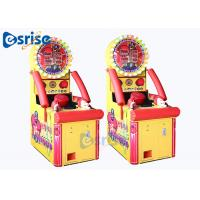China Iron Frame Arcade Punching Machine , Ufc Punching Machine With Player Protection on sale