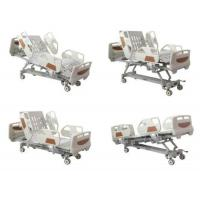 Quality Central Braking System five function Electric Hospital Bed ICU electric bed for sale