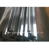 Buy cheap AISI 201 Stainless Steel Tubing / Welded Stainless Steel Pipe 304 Bus Handrail from wholesalers