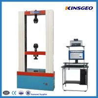 Quality Double Pole Pull Testing Equipment Compressive StrengthTesting Machine with speed 500mm/min for sale