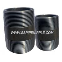 """Quality Industrial Carbon Steel Pipe Nipples  Cedula 40 Rosc 2"""" X 4""""  ANSI / ASME B1.20.1 for sale"""