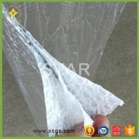 Quality Fabric Covered Bubble Foil Wall Panels for sale