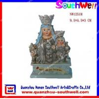 China Polyresin Religious Figurines on sale