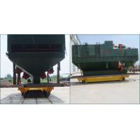 Ac Cable Drum Automatic Railway Flat Vehicle For Heavy