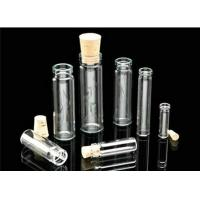 Quality Professional 100ml Man Square Perfume Glass Bottle / Small Glass Vial For Perfume for sale