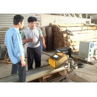 Quality 1500 * 2500MM CNC Flame Cutting Machine / CNC Flame Cutters For Carbon Steel for sale