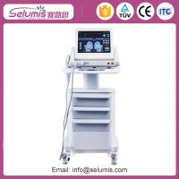 Quality 5 heads High Intensity Focused Ultrasound HIFU face lifting machine for face lifting skin rejuvenation for sale