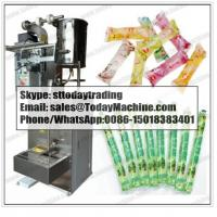 China Automatic Ice lolly /Ice Pop filling packing Machine YB-330YAutomatic Fruit Ice lollypop Filling Sealing Machine on sale