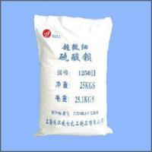 Quality 1250 Mesh Barite (Super fine Barium Sulfate) for sale